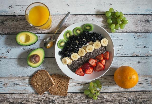 Urlaub auf der Bio Finca - Frühstück