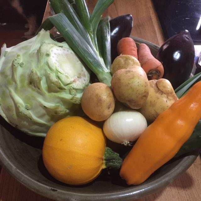 Gesunde Lebensmittel Teneriffa - gesundes Obst und Gemüse