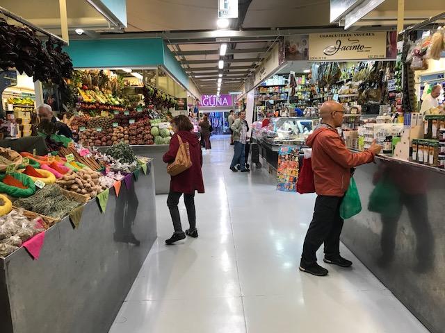 Bauernmärkte - Markthalle Teneriffa