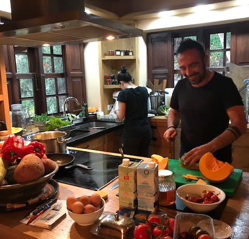 Kochen mit Veronika und Pepe