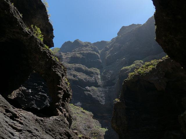 Wandern Teneriffa Masca Schlucht